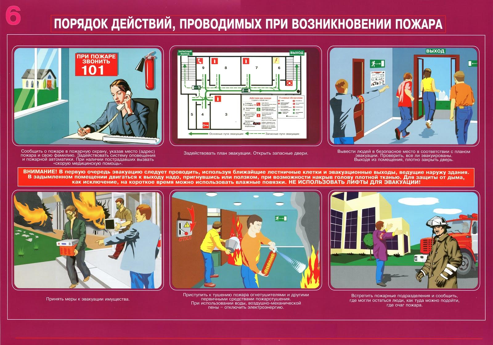 инструкции по поведению в чс в школе